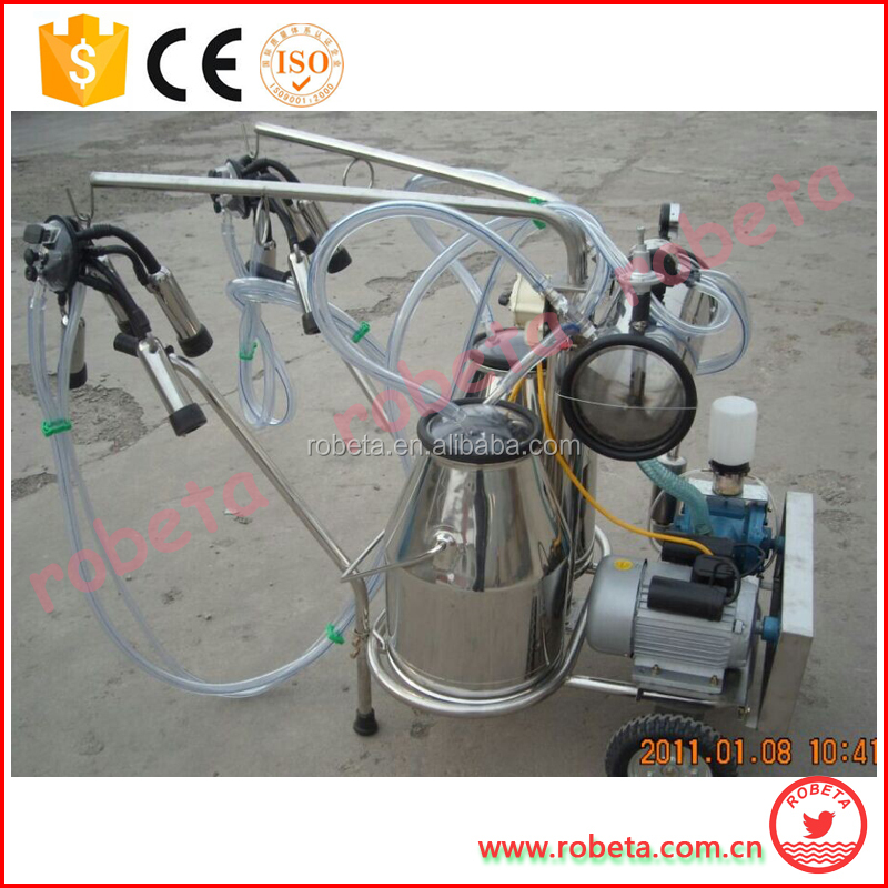 2016 New arrival manual milking machine with CE
