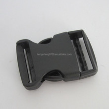 POM Black Plastic Buckle For Bag/Belt/Dog Collar/Backpack