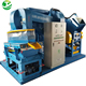 Automatic machine to recycling scrap copper cables