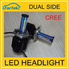 Credible supplier! h1 h8 30w Headlight For Car Accessory 3000lm Cree Car Led Light Bulbs