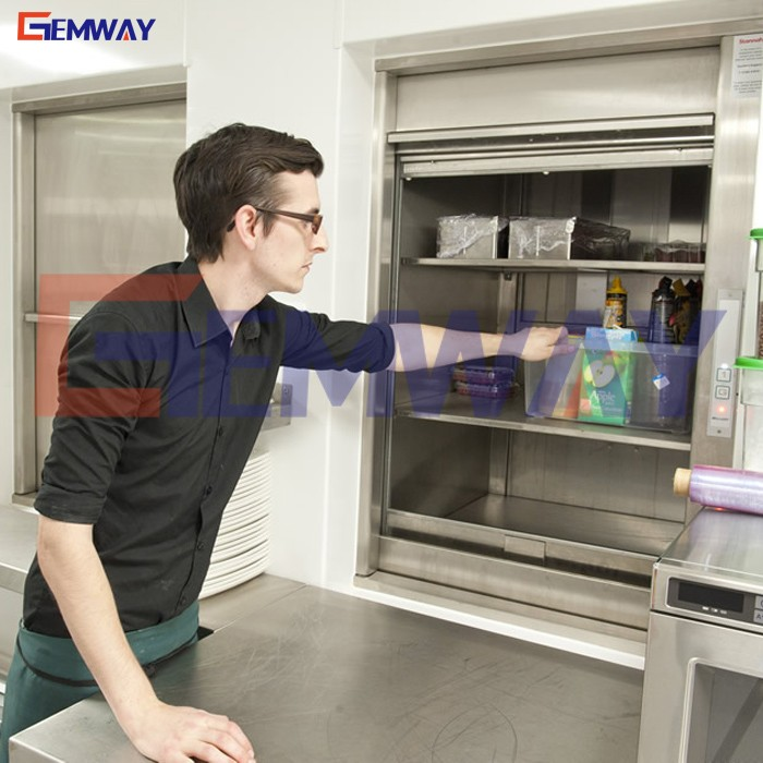 Discount! Electric Commercial food dumbwaiter elevator lifts