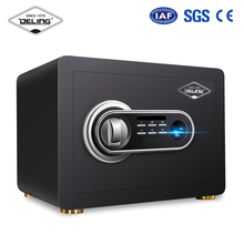 New 25ZT Wholesale 0.5 Second Quick Unlock Digital Fingerprint Safe Locker
