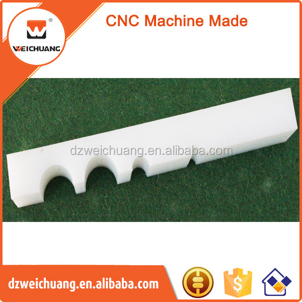 Nylon pipe clamp/plastic pipe clamp/plastic parts