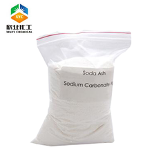high quality factory price 99.2% uses of soda ash dense manufacturer for textile industry