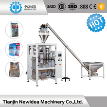 automatic powder detergent packing food machinery for small industries