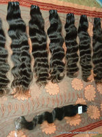 Hot Sale!!! hair extension weft 100% Virgin Brazilian Human Hair weaving