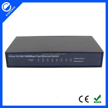 Hot Sale ! High Performance 8 Port Plug and Play Gigabit Network Switch