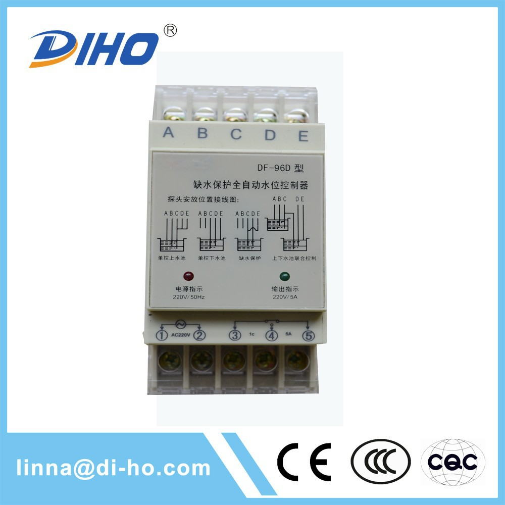 overhead tank electrical automatic water level controller