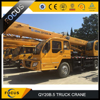 XCMG QY20B.5 truck crane in stock for sale popular in Tanzania