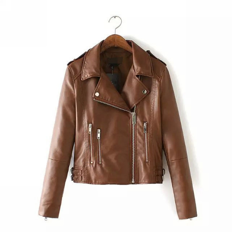 Cheap Brown Biker Jacket Women, find Brown Biker Jacket Women ...