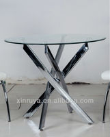 Cane dining table and chairs