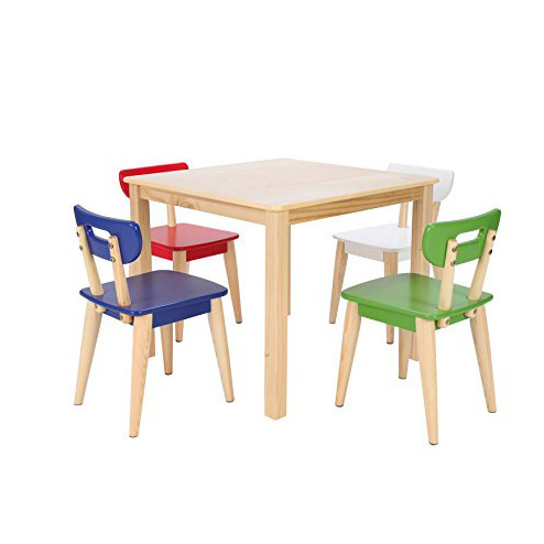 kids furniture nursery school play table and chairs playroom ideas