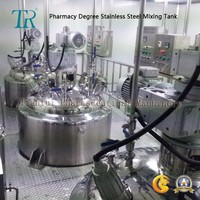 Pharmaceutical Automatic Mixing Machine / solution Mixer / stainless steel tank