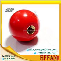Plastic Ball Knobs wholesale bakelite handles high quality/ball knobs hard rubber