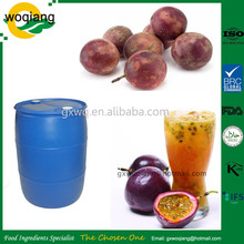 100% pure passion fruit concentrate juice for juice factories