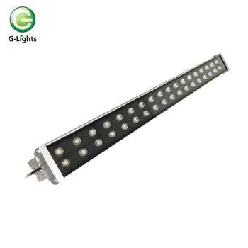 high power IP65 DMX RGB 36w led wall washer light