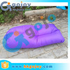 2016 Newest Design Nylon Inflating Airsofa folding camping bed Fast Inflatable Sleepping Bag lay bag