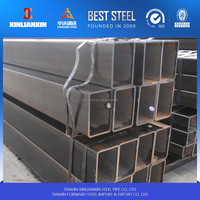 40 x 40 mild steel pipes galvanized square steel pipe factory