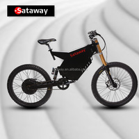 Sataway Factory direct electric mountain bike stealth bomber