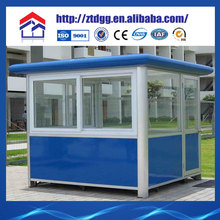 Fast assembly prefabricated plastic house