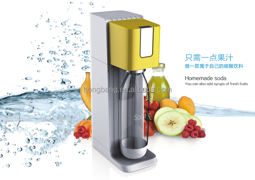 2016 High Quality New Safety Home Soda Maker Sparkling