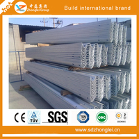 Factory direct sales highway guardrail traffic road safety products