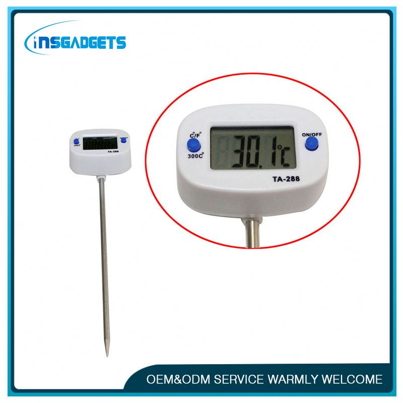 Digital probe folding temperature meter ,tm031, digital candy thermometer