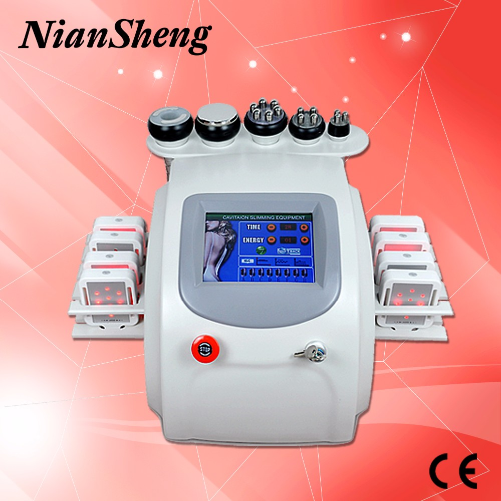 Portable 650nm Lazer Lipo best ultrasound strawberry laserlipo slimming machine for sale