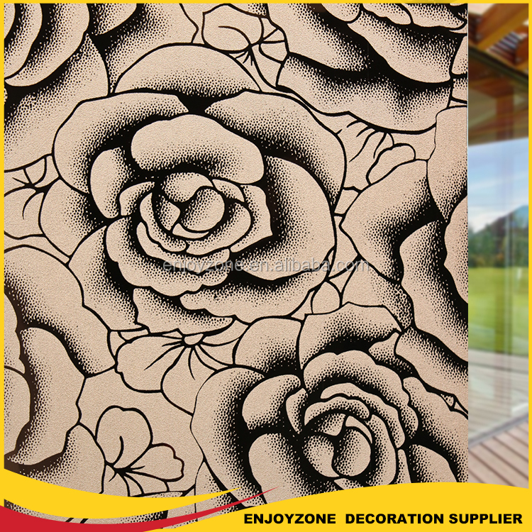 Wholesale Price Anti-Explosion Window Wallpaper Vinyl Sticker Roll