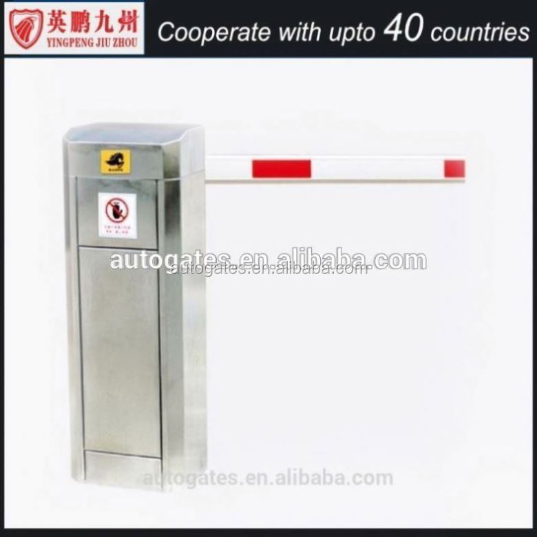 Bus Stations/Subway Automatic magnetic readers flap barrier