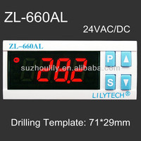 24V Cool/heating Temperature Controller, Digital Thermostat ZL-660AL