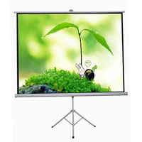 Household Tripod Projection Screen