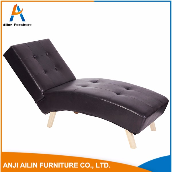 2017 hot selling leather sex sofa chair without armrest sofa bed