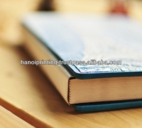 Leather bound Book printing with high quality