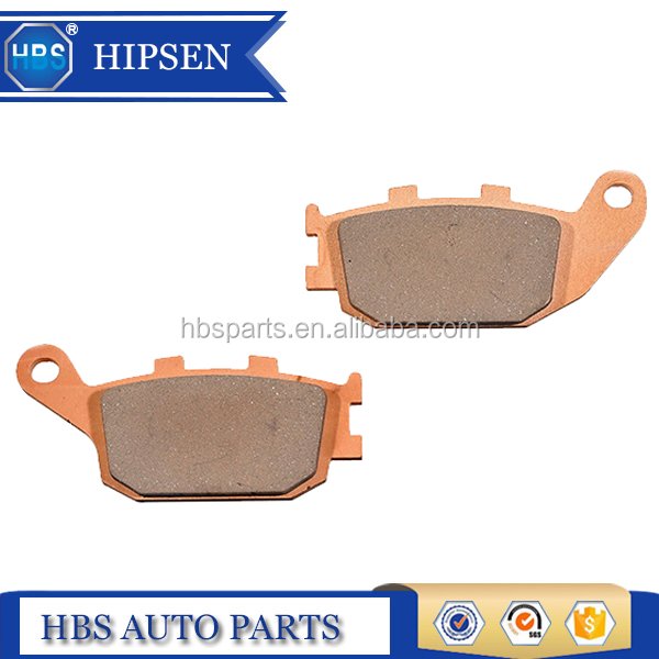 Motorcycle Rear EBC FA358 Brake Pad For Honda