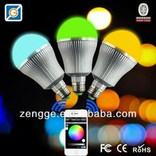 Aqua led lamps lighting with bluetooth wifi,hot china products