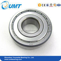 Deep groove ball bearing 6010 zz for used motorcycles