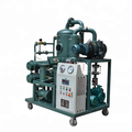 Open Type, ZYD Vacuum Insulation Oil Flushing Machine, transformer oil Regeneration plant