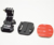 GP57 GoPros Accessories Set J-Hook Buckle for GoPros 4/3+/3/2/1 with 3M sticker and Flat Mount