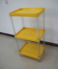 New manufacturing high-quality production plastic retail display Stand