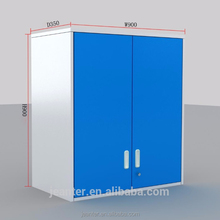 Metal Office Furniture Wall Cabinet, Hanging Wall Cabinet Design