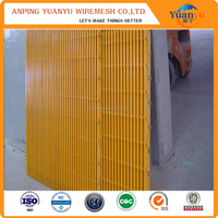 low cost and high quality fiber reinforced plastic grating/FRP grating sheet/fiber glass grating
