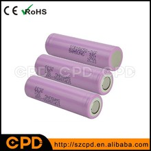 100% Original Cylindrical Li-ion Battery 18650 2600mAh ICR18650-26F Rechargeable Battery for Samsung 26F