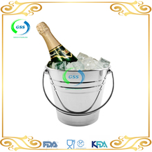 China manufacturer cheap price stainless steel bucket for beer