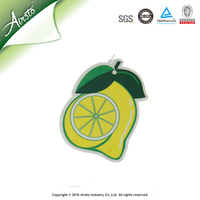 Wholesale Cheap Car Perfume Paper Air Freshener
