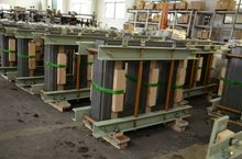 Big Power Transformer Core with CRGO