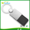 Promotional Keyring Leather With Business Logo