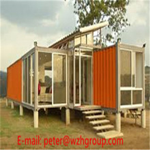 High Quality Prefabricated Living Container House in Autralia