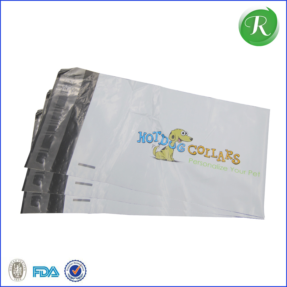 Poly Courier Mailer /Lay Food Grade Poly Bags/Self Adhesive Strip Bag