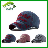 wholesale custom fitted made in china baseball cap